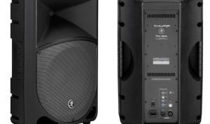 Test: Mackie Thump TH-12A