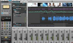 Cakewalk Sonar X2 - Audio/Midi Sequenzer