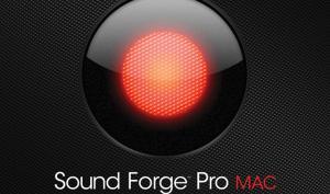 Sonys Audioeditor Sound Forge für Mac erhältlich