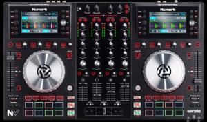 Numark NV - Serato DJ Controller mit Displays