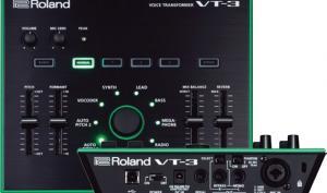 Test: Roland VT-3