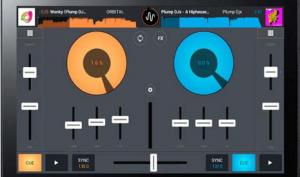 Test: Cross DJ Android-App