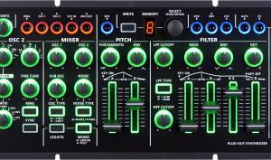 Roland System-1m - Semi-modularer Synthesizer