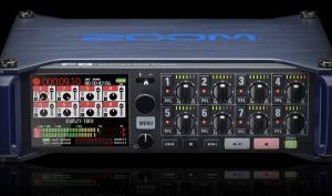 Zoom F8 – hochauflösender Field-Recorder