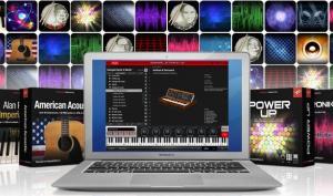 IK Multimedia Custom Shop für SampleTank