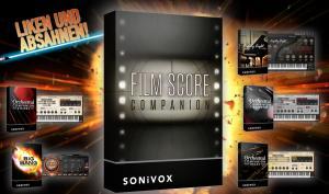 Sonivox Film Score Companion gewinnen