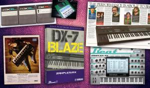 Yamaha DX7 - Die Legende als Gratis-Download