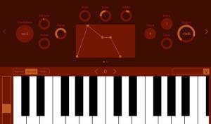 NS1 - Nikolozi Synth 1 für das iPad