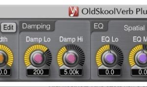 Voxengo stellt OldSkoolVerb Plus vor