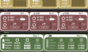 Synister - Open Source Synthesizer Plug-in