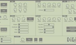 Digits 2 reproduziert den Sound der Casio CZ-Synths