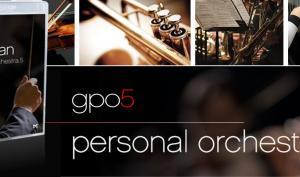 Das komplette Orchester in neuer Version 5