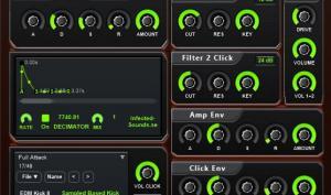 Noizefield Kick Machine - kostenloser Kickdrum-Generator