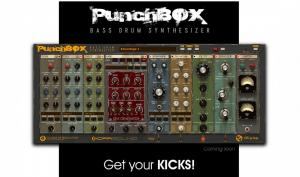 D16 Group PunchBox: neuer Drum-Synthesizer im Anmarsch