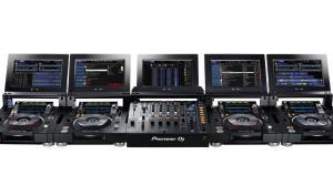 Pioneer DJ stellt das neue TOUR-System CDJ-TOUR1 und DJM-TOUR1 vor