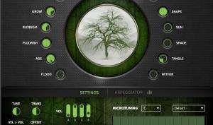 Sonic Forest – das außergewöhnliche Instrument