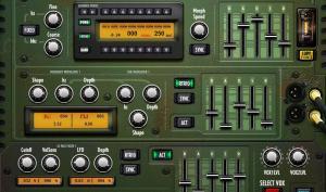 SyS Audio Ton-Geraet 1 Synthesizer für Windows