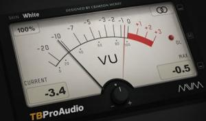 Kostenlos: TBProAudio mvMeter