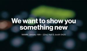 NAMM 2017: Elektron zeigt neues Produkt