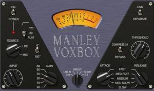 Test: UAD Manley Voxbox - Nur das Beste für die Vocals!