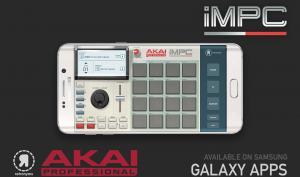 Stark: Kult-Groovebox Akai iMPC für Android