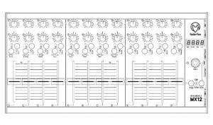 Genial: Faderfox plant Controller für Elektron Hardware