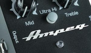 Auf die Zerre: Neue Effektpedale von Ampeg