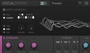 Grüße von Kraftwerk & Co.: iZotope VocalSynth im Test