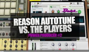 Video-Tutorial: Autotune/Vocoder in Reason mit den Players ansteuern - So geht's!