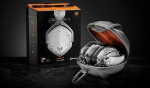 Elegant: V-Moda Kopfhörer Crossfade 2 Wireless & REMIX Bluetooth Lautsprecher