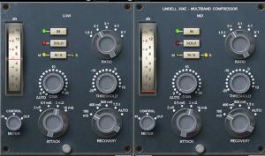 Lindell Audio 354E: Multiband-Kompressor mit Neve-Flair und M/S