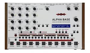Heftiger Sound: Die Jomox Alpha Base kommt - zur SUPERBOOTH17!