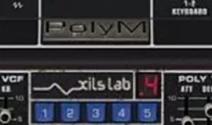 Stark: virtueller Polymoog von XILS Lab angekündigt