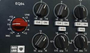 Overloud EQ84: Plug-in-Version des legendären Neve 1073 Equalizers