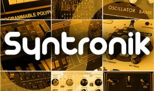 Großes Kino: IK Multimedia Syntronik vereint 38 Vintage-Synthesizer