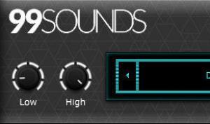 99Sounds Drum Machine: Kostenloser Drumklopfer für Windows und Mac