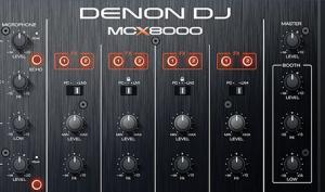 Denon MCX8000: Die All-in-One-Lösung für DJs im Test