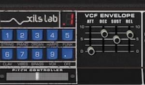 XILS Lab PolyM jetzt erhältlich - virtueller Polymoog für die DAW