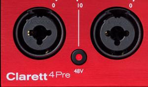 Audio-Interface Focusrite Clarett 4Pre begeistert im Test