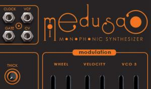 Dreadbox Medusa vorgestellt: Knallharter Mono-Synthesizer