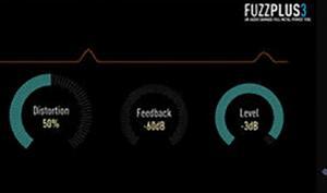 Audio DamageFuzzPlus 3: Kostenloser Audio-Verzerrer für iOS