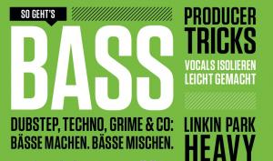 Die neue Beat 09/17 ist jetzt erhältlich: Bass – Bässe machen. Bässe mischen.