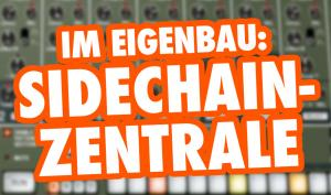 Video-Tutorial: Reason Drummachine Redrum als Sidechain-Zentrale nutzen
