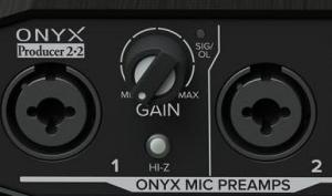 Mackie stellt neue Onyx USB Audio-Interfaces vor