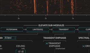 Eventide & Newfangled Audio Elevate: Limiter-Schlachtschiff für's Mastering