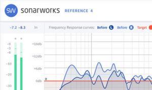 Sonarworks REFERENCE 4 für Lautsprecher- & Kopfhörerkalibrierung