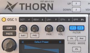 Thorn von Dmitry Sches: der neue Spektral-Synthesizer