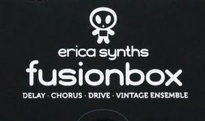 Erica Synths Fusion Box im Test: Darum ist diese Röhren-Effektbox so einzigartig
