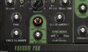 Vollversion auf DVD: AIR Music Vacuum Pro Synthesizer mit Beat 12/2017
