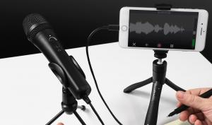 IK Multimedia iRig Mic HD 2: USB/iOS-Mikrofon jetzt lieferbar